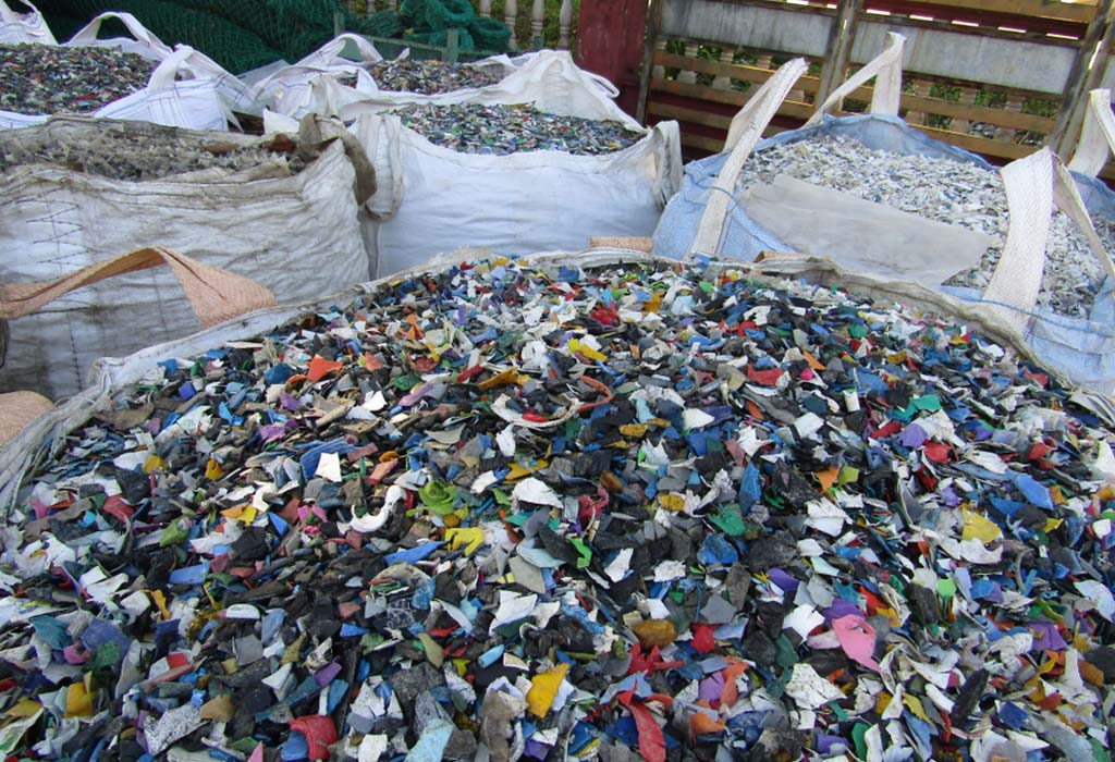 Recycelter Kunststoff. Für Lager, Produktion, Lebensmittelhandel, Gastronomie, LEH, Lebensmittler und Discounter.