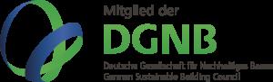 Deutsche Gesellschaft für nachhaltiges Bauen.