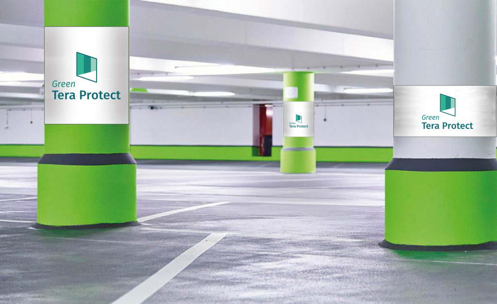 Säulenschutz, Anprallschutz, Anfahrschutz und Rammschutz